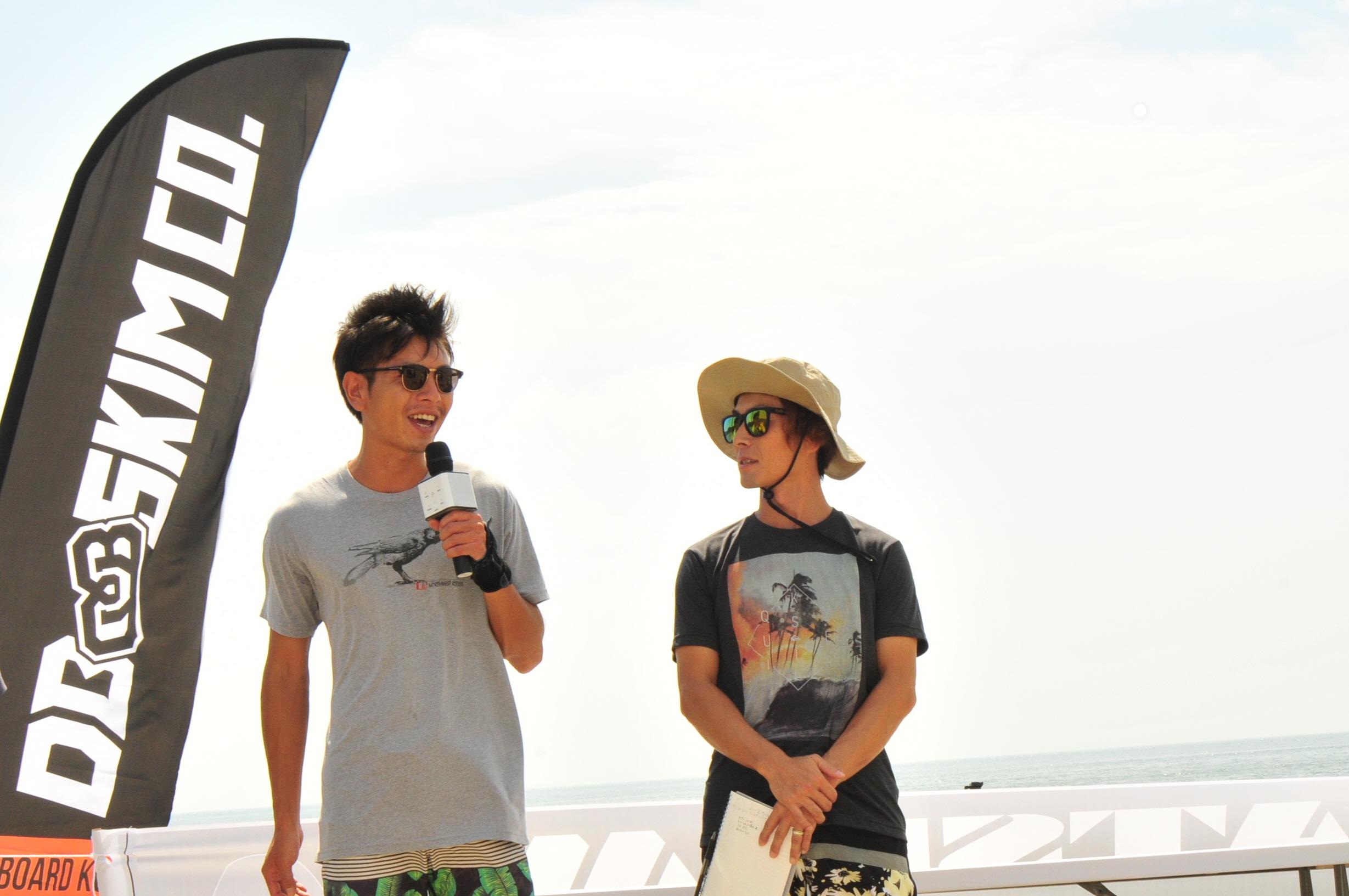 Akira Nakanishi & Shinji Ogawa