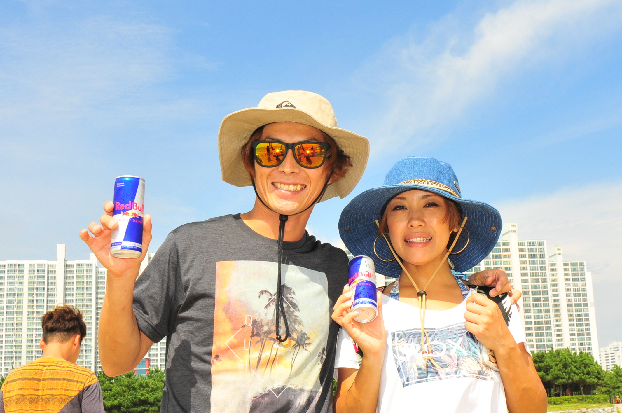 Shinji Ogawa & Red bull